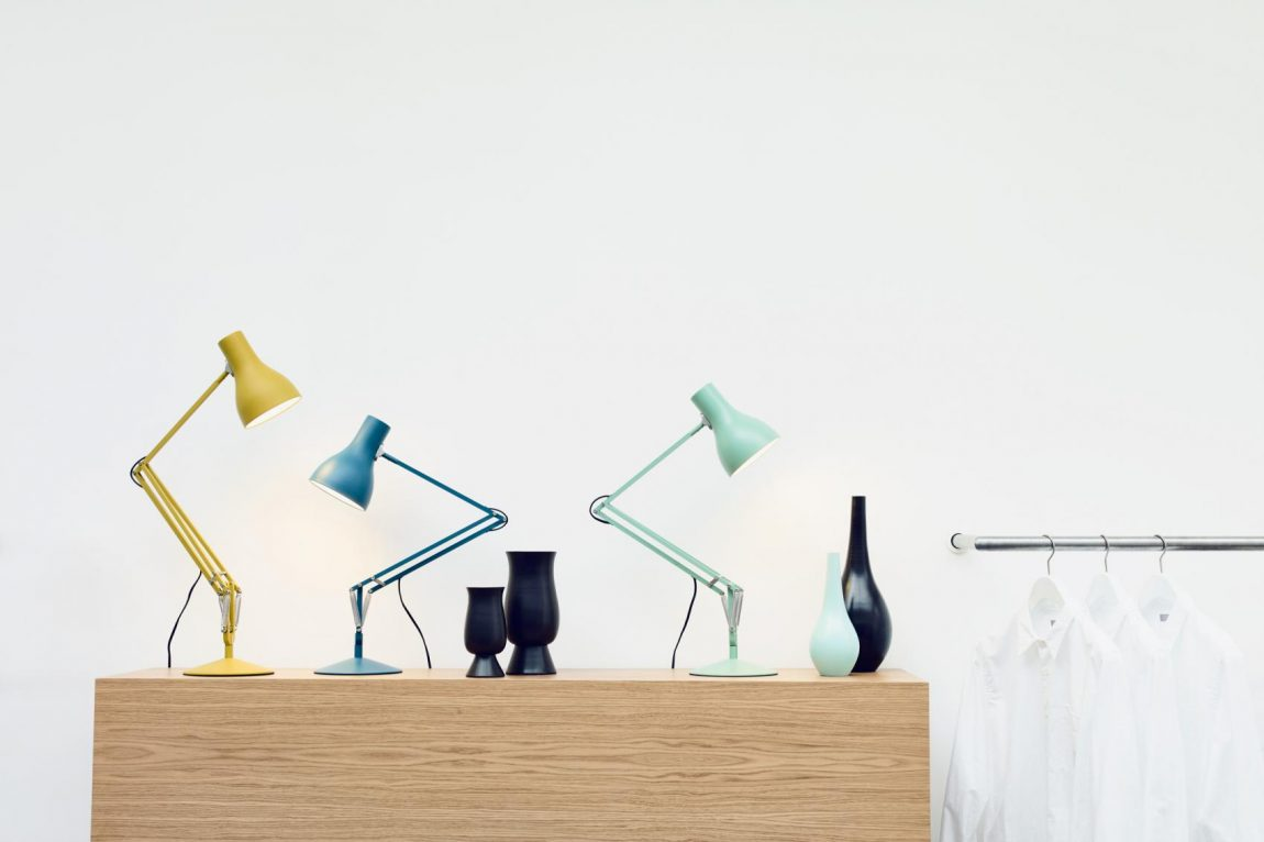 Anglepoise Type 75 Desk Lamp + Margaret Howell
